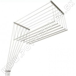 Stropný sušiak 6 tyčový 1,3 metrový