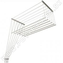 Stropný sušiak 7 tyčový 1,6 metrový VO